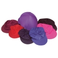 Lycra Riding Hat Cover - Various Colours Available