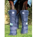 Polly Quilted Travel Horse Boots - Set of 4