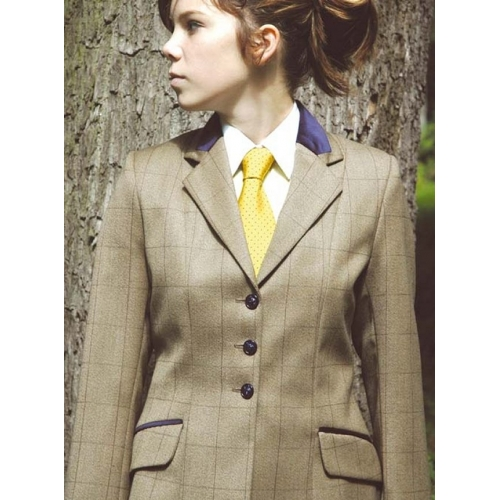 95b190a9519f7 Ladies Competition Saville TAGG Tweed Wool Riding Jacket