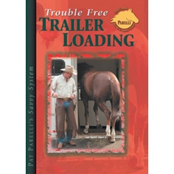 Trouble Free Trailer Loading Parelli Natural Horsemanship DVD - Pat Parelli