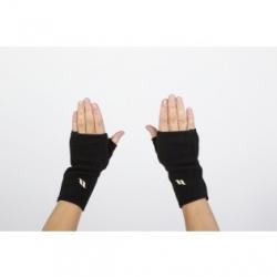 Back On Track Fleece Fingerless Gloves