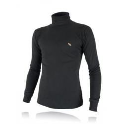 Back On Track Mens Polo Neck Sweater