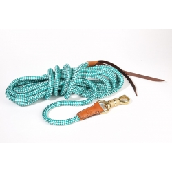 22ft Communication Line Natural Horsemanship Training Rope - Horse Parelli Style Training Rope