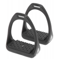 Reflex Shock Absorbing Horse Riding Stirrups - Pair
