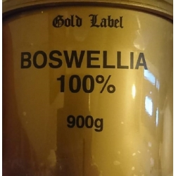 100% Pure Gold Label Boswellia For Horses - 900 Grams