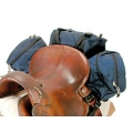 Easycare Deluxe Stowaway Saddle Pack / Horse Hoof Boot Bag