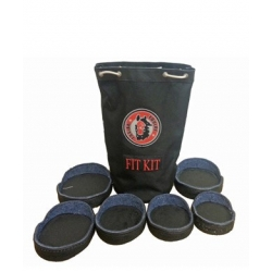 Equine Fusion Fit Kit Hire Service (Price is a deposit only for 3 x Fusion Shells)