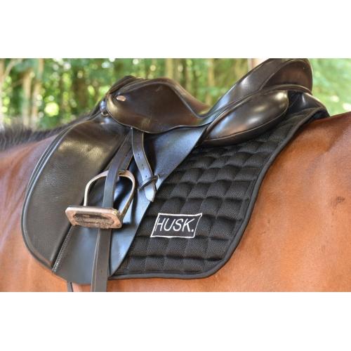 The Husk Horse Air Dressage Saddle Pad