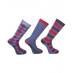 Toggi James Mens Long Socks - 3 PACK