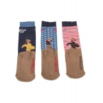 Toggi Loretta Childrens Long Socks - 3 PACK