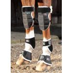Premier Equine Magnetic Horse Bell Hoof Boots - Pair