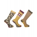 Toggi Solomon Mens Long Socks - 3 PACK