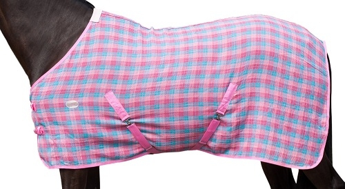 Stable Rugs For Horses Horse Checked Stable Rug