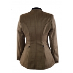 Ladies Competition Saville TAGG Tweed Wool Riding Jacket
