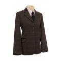 Ladies Shannon TAGG Tweed Hacking Jacket