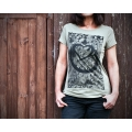 Urban Horse Ladies T-Shirt  - Hoof