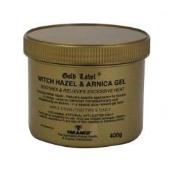 Gold Label Witch Hazel & Arnica Horse Gel 400g