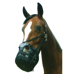 Best Friend Have A Heart Horse Grazing / Laminitis Muzzle
