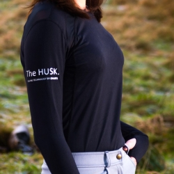 The Husk Breathe Oxford Base Layer