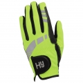 Childrens Hy5 Extreme Reflective Horse Riding Gloves