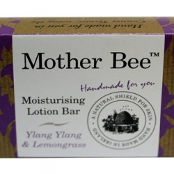 Mother Bee Moisturising Lotion Bar 95 Grams
