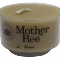 Mother Bee Pure Beeswax Candle 10 Hours