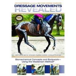 Dressage Movements Revealed 2 Disc Set DVD - Jim Masterson