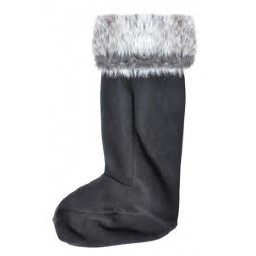 Upland Fur Top Boot Fleece Liners For Boots