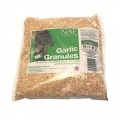 NAF 100% Pure Garlic Granules - 3kg Bag
