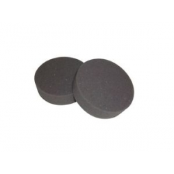 Therapeutic Memory Foam Horse Hoof Pads - Pair