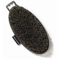 Equerry Leather Body Brush - Leather Soft Horse Body Brush