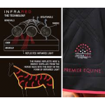 Premier Equine Nano-Tec Infrared Horse Rug And Neck Cover
