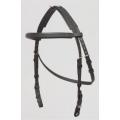 Zilco Hackamore Bitless Horse Bridle