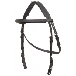 Zilco Synthetic Hackamore Bitless Bridle