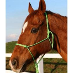 Horse Rope Halter - Natural Horsemanship Parelli Style Halter