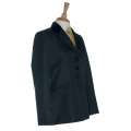 Boys Competition Windsor TAGG Riding Jacket - Black